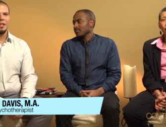 #PositiveControversy: Psychotherapist Chad Davis Calls for More Help in the Black Community (Ep. 3 Confessional)