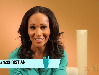 #PositiveControversy: Who Inspires Lyndsay to Win, Rock & Rule! (Episode 4 Confessional)