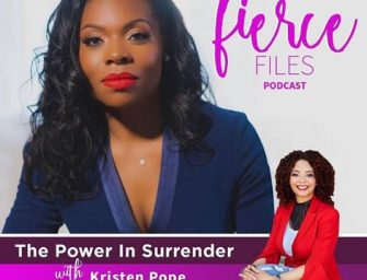 The Power In Surrender with Kristen Pope