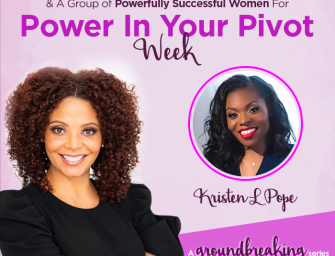 Power In Your Pivot Week
