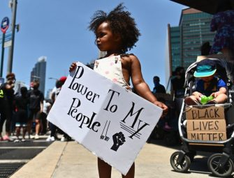 Why I decided not to bring my black child to the protests
